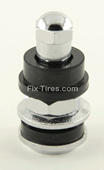 Chrome Tire Valve