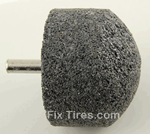 tire buffing stone